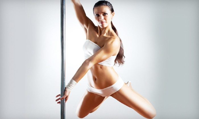 The Doll House - Corona: 4 Pole Fitness Classes or 10 Fitness Classes at The Doll House in Corona (Up to 77% Off)