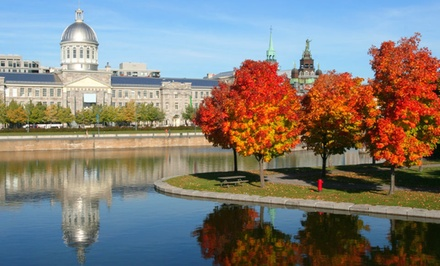 2-Night Stay for Two at Le Terra Nostra in Montreal; Combine Up to Four Nights.
