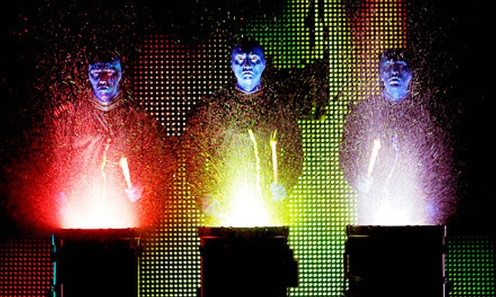 Blue Man Group - Astor Place Theatre: $59 to See Blue Man Group at Astor Place Theatre (Up to $91.50 Value). 31 Shows Available.