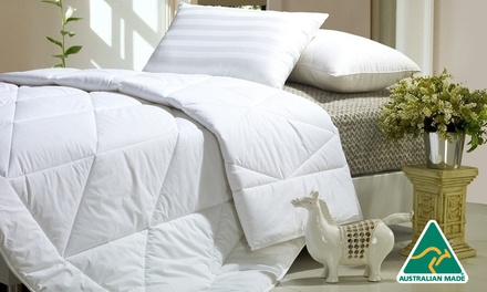 From $59 for an Australian Made 500GSM or 700GSM Merino Wool Quilt (Dont Pay up to $269)