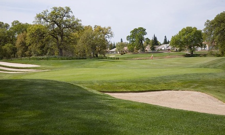 $65 for an 18-Hole Round for Two Plus Cart and Two Buckets of Balls (Up to $142 Value)