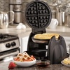 Hamilton Beach Belgian Flip Waffle Maker with Removable Grids