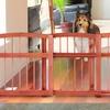 Wooden Expanding Sliding Pet Gate