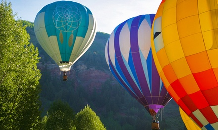 $349 for a Hot Air Balloon Flight with Champagne for Two from Virginia Balloons (Up to $998 Value)