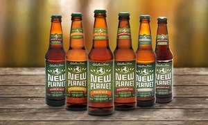 New Planet Beer: Beer Flights for Two or Four at New Planet Beer (38% Off)
