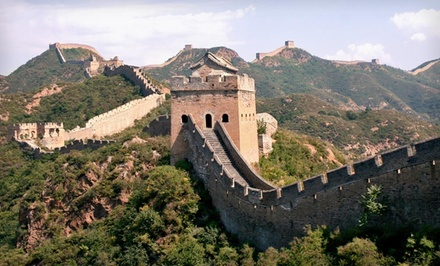 Groupon Deal: 10-Day China Tour with Airfare from Friendly Planet Travel
