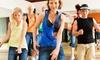 10 o 20 lezioni di fitness
