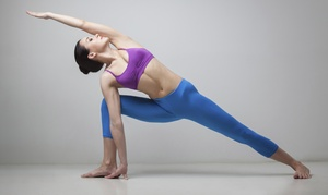 Hot Yoga Wellness Mississauga: 30 or 75 Days of Unlimited Yoga at Hot Yoga Wellness Mississauga (Up to 79% Off)