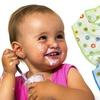 3-Pack of Crumb-Catcher Baby Bibs
