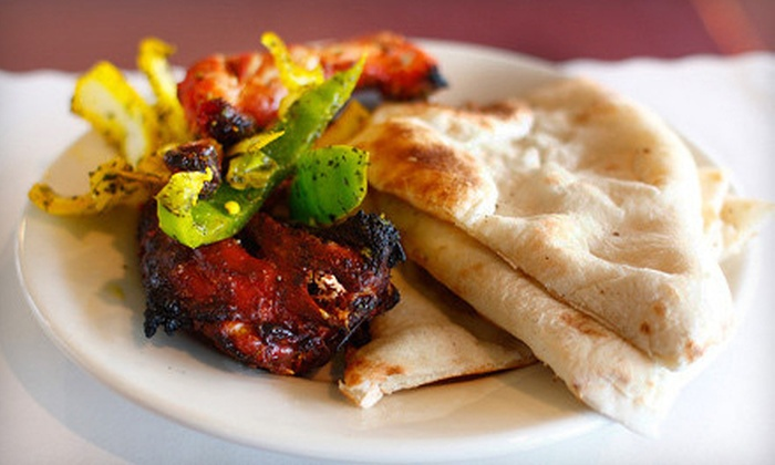 Southern Spice Indian Cuisine - North Tempe: South Indian Cuisine for Dinner at Southern Spice Indian Cuisine in Tempe (Half Off). Two Options Available.