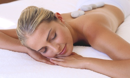 60-Minute Relaxation, Therapeutic, Hot-Stone, or Couples Massage  (Up to 61% Off)