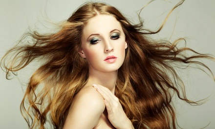 Aveda Haircut Packages at Colleen & Company (Up to 65% Off). Two Options Available.