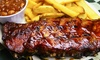 Dillon's - Multiple Locations: $16 for $30 Worth of Barbecue and American Food at Dillon's