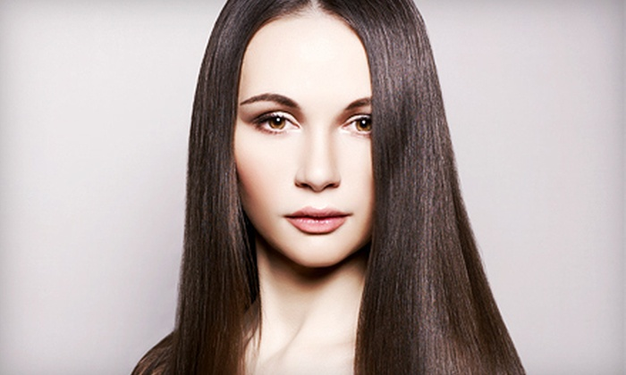 Reflective Styles - Southeast Arlington: Brazilian Blowout with Optional Haircut and Style at Reflective Styles (Up to 54% Off)