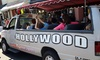 L.A. Scene Tours - Hollywood: Hollywood Bus Tour for One, Two, or Four from L.A. Scene Tours (Up to 60% Off)