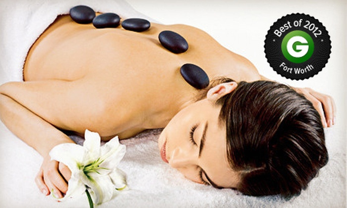 The Spa at the Village - The Spa at the Village: $99 for Sweet Dreams Spa Escape Package with Hot-Stone Massage and Oxygen Facial at The Spa at the Village ($410 Value)