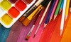 Fine Art Studio - Tustin: $20 for a One-Hour Drawing or Painting Class at Fine Art Studio ($40 Value)