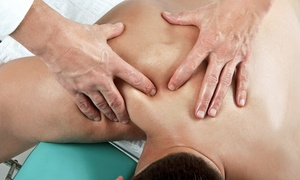 Align Chiropractic and Wellness: Chiropractic Package with 60-Minute Massage or Adjustment at Align Chiropractic and Wellness (Up to 84% Off)