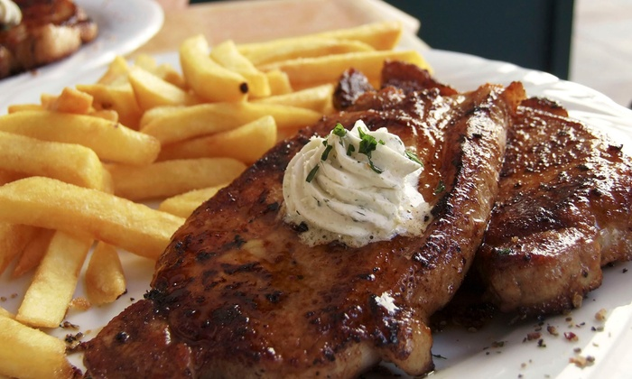 Smedlap's Smithy Restaurant and Tavern - Waterville: $14 for $24 Worth of American Steak-House Food at Smedlap's Smithy Restaurant and Tavern