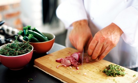 Gourmet Cooking Class for One or Two at Classic Cooking & Test Kitchen (Up to 58% Off)