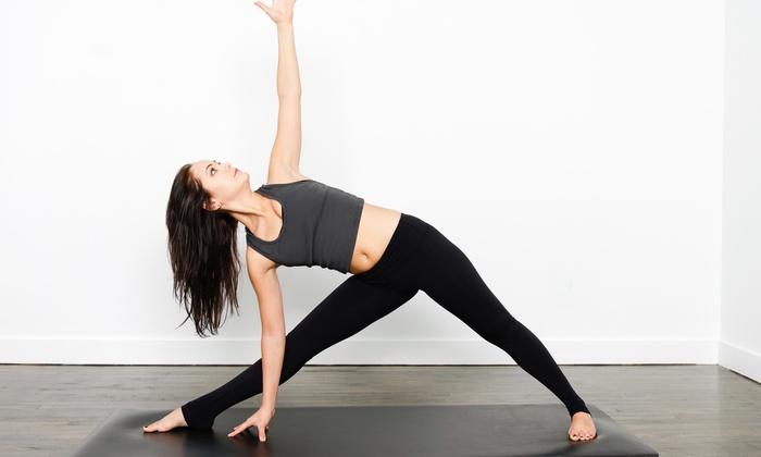 #deskbodyrx - Chelsea: Five Yoga Classes at #DeskBodyRX (69% Off)