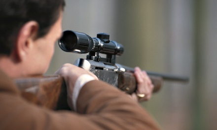 $49 for Shooting-Range Outing with Safety Course and Gun Rental ($250 Value)