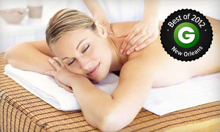 The Bailey Institute Of Muscular Therapy - Metairie: One, Two, or Three 60-Minute Deep-Tissue Massages at The Bailey Institute Of Muscular Therapy (Up to 54% Off)