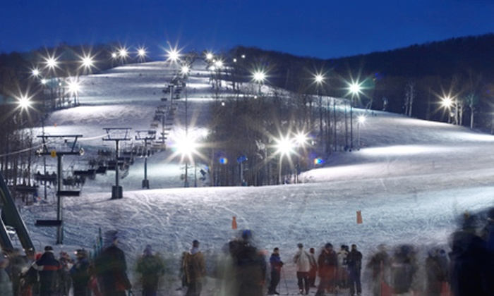 Wolf Mountain Resort - Ogden Valley: Two or Four Full-Day Ski-Lift Tickets for Adults, Children, or Seniors at Wolf Mountain Resort (Up to 46% Off)