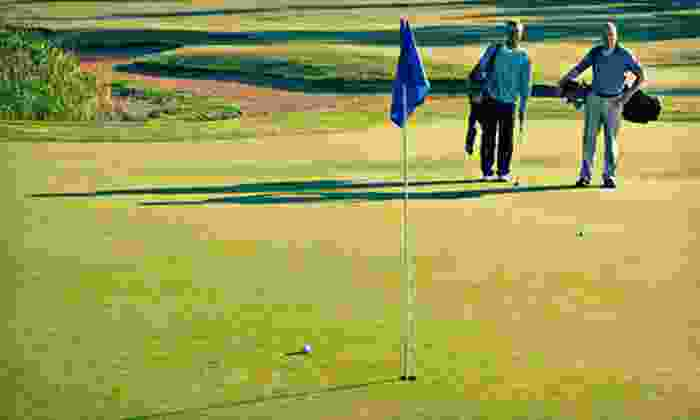 Riverbend Golf Club - North Growth Area: $189 for 10 One-Hour Group Lessons and Five 18-Hole Rounds of Golf at Riverbend Golf Club in Madera (Up to $900 Value)