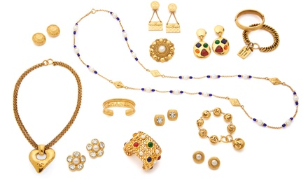 Vintage Chanel Jewelry. Multiple Styles Available from $349—$3,199.