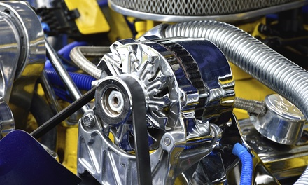 $165 for an Auto Service Package with Transmission Service and More at Wilson MotorSports ($384 Value)