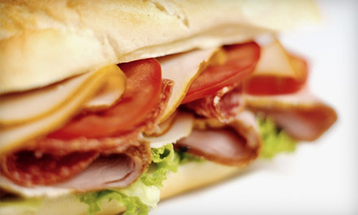 'Wiches - Downtown Oxford: $10 for $20 Worth of Sandwiches and Gluten-Free Food at 'Wiches