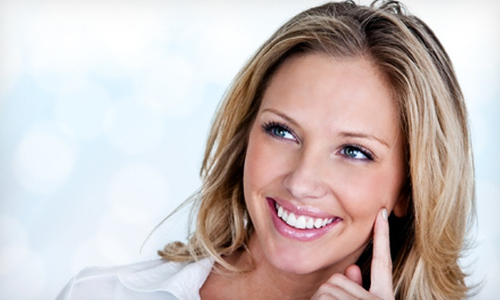 Dieterlen Dentistry - Tulsa: Dental Exam, X-ray, and Cleaning, or a Same-Day Crown Procedure at Dieterlen Dentistry (Up to 76% Off)