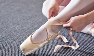 Classical Ballet Conservatory: One Month of Ballet Level One, Two, or Three Classes at Classical Ballet Conservatory (Up to 50% Off)