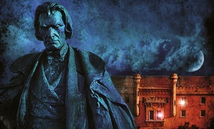$19 For A Supernatural Charleston Ghost Tour For Two From Walks In History (up To $40 Value)
