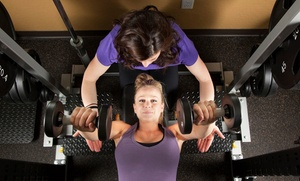 J And K Fitness: Three Personal-Training Sessions and a Dietary Consultation from J and K Fit LLC (65% Off)