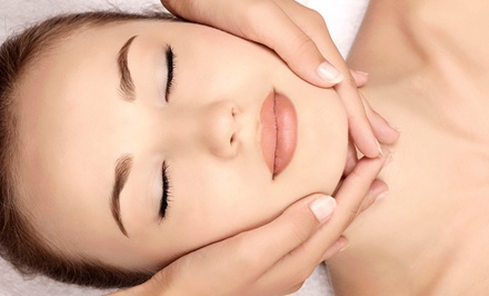 Facial, Peel, and Scalp Massage with Optional Add-Ons at Blue Divine Aesthetics (Up to 66% Off)