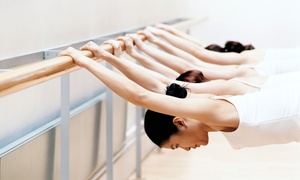 Lustig Dance Theatre: 5 or 10 Adult Dance Classes at Lustig Dance Theatre (50% Off)