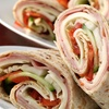 Sandwich Combo at Roly Poly