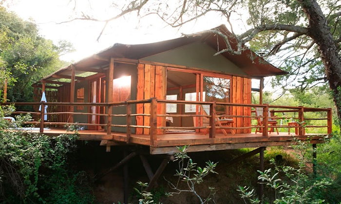 Addo Elephant Back Safaris - Zuurberg Mountains , ADDO: Eastern Cape: Stay for Two at Addo Elephant Back Safaris and Lodge