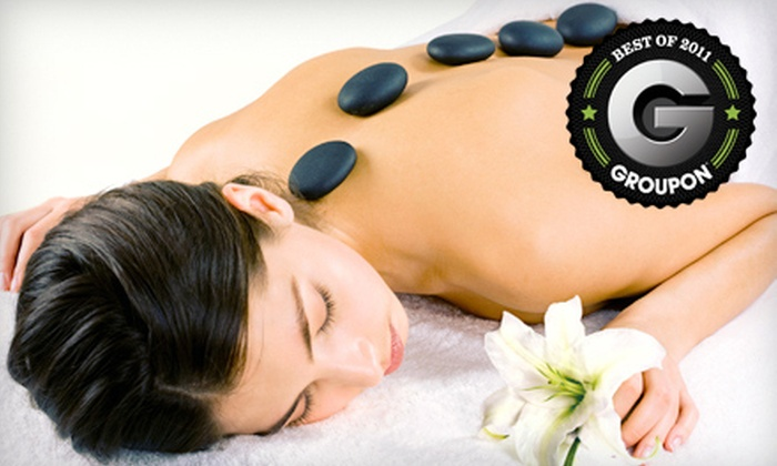 Harmony LMT - West Carrollton: One or Three Deep Tissue or Swedish Massages with Hot Stone Therapy at Harmony LMT (Up to 56% Off)