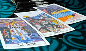 Psychic Reading's: $44 for $80 Worth of Fortune Telling — PSYCHIC READING'S