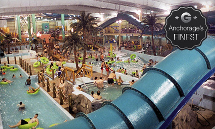 H2Oasis Indoor Waterpark - Huffman / O' Malley: Outing for Child or Adult to H2Oasis Indoor Water Park (Up to 56% Off)
