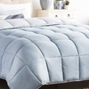 Brookside Striped Reversible Chambray Comforter Set (2-Piece)