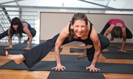 Two Weeks of Unlimited Classes or Ten Yoga Classes at Form Yoga (Up to 55% Off)