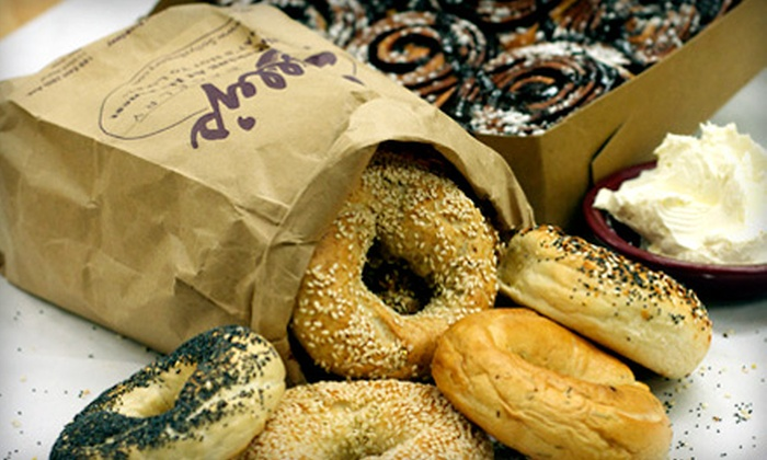 Solly's Bagelry - Multiple Locations: $6 for $12 Worth of Bagels and Pastries at Solly's Bagelry