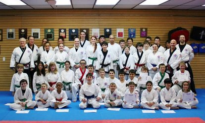 Up to 85% Off <strong>Martial Arts</strong> Classes & Uniform at Sawyer's <strong>Martial Arts</strong>
