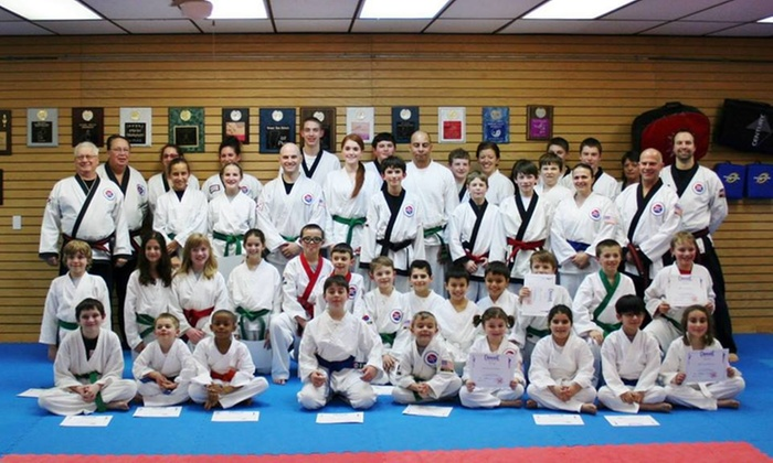 Sawyer's Martial Arts - Canton: Up to 84% Off Martial Arts Classes & Uniform at Sawyer's Martial Arts
