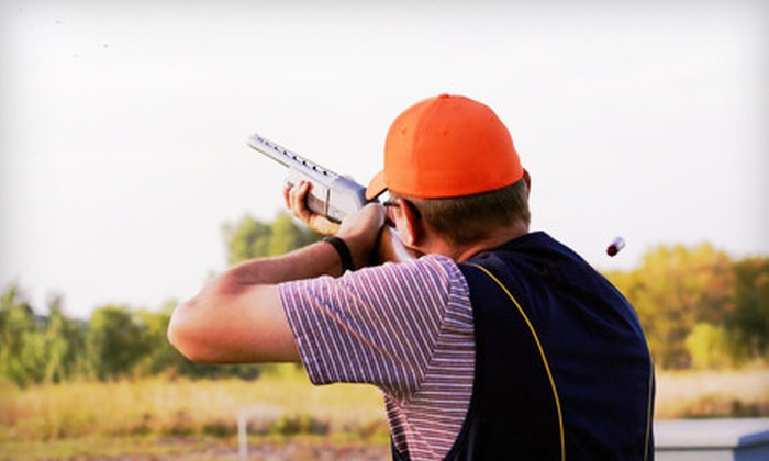 Richmond Hunting Club - Richmond Hunting Club: 50- or 100-Round Sporting-Clay Outing for Two or Four at Richmond Hunting Club (Up to 46% Off)