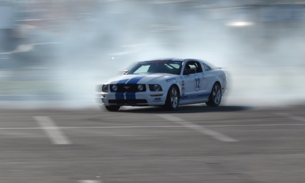 Racing Experience from DeMonte Motorsports on March 8 or 9 (Up to 50% Off). Three Options Available.